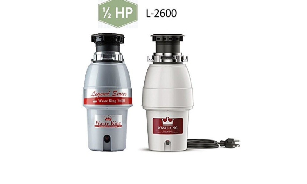 Waste King Legend Series 2600 garbage disposal